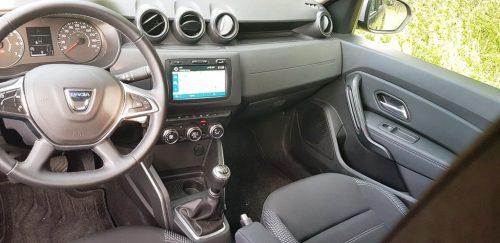 Foto interieur Dacia Duster