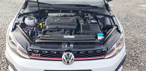 Foto motorruimte Volkswagen Golf GTI