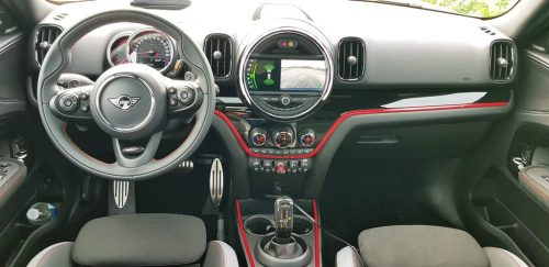 Foto interieur Mini John Cooper Works Countryman