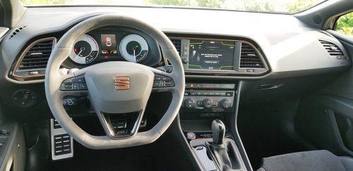 Interieur SEAT Leon CUPRA R