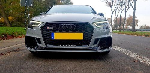Audi RS3 voorkant