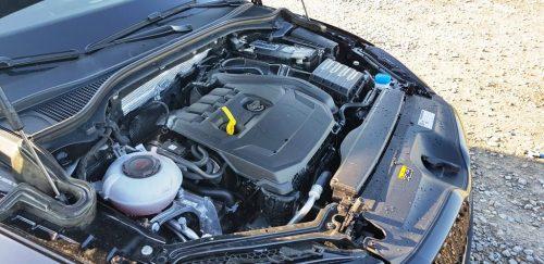 1.5 TSI motor in Skoda Superb Combi Sportline