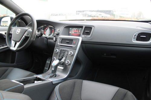 Foto interieur Volvo S60 Polestar