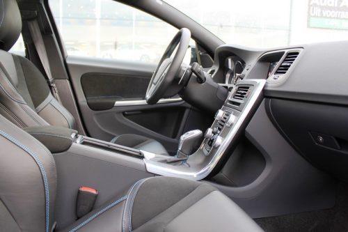 Foto stoelen Volvo S60 Polestar