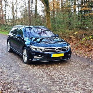 Foto voorkant Volkswagen Passat Variant