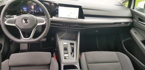 Foto interieur Volkswagen Golf 2020