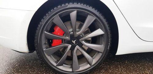 Foto remmen Tesla Model 3