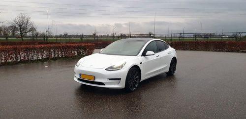 Foto Tesla Model 3