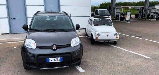 Foto Fiat Panda en Fiat 500