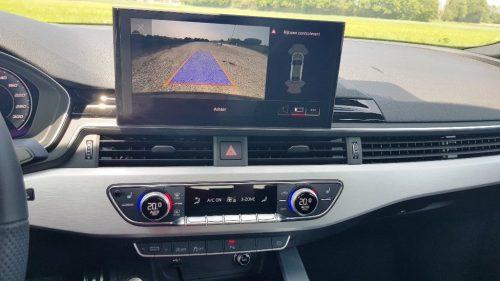Foto navigatie Audi A5 Sportback