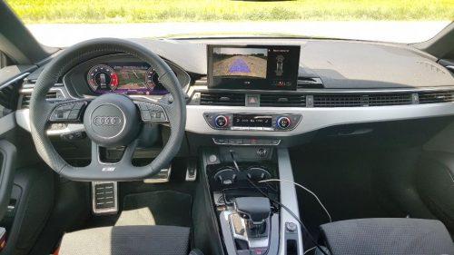 Interieur Audi A5 Sportback