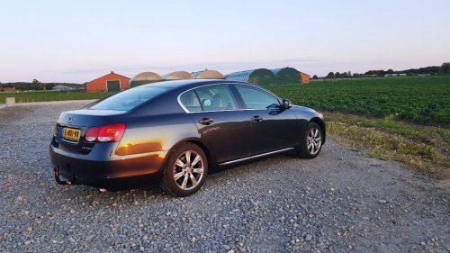 Foto achterkant Lexus GS 300