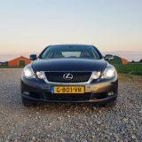 Foto voorkant Lexus GS 300