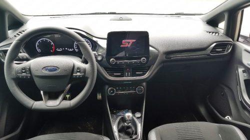 Dashboard Ford Fiesta ST
