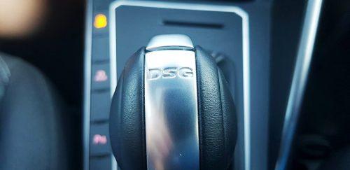 Foto DSG versnellingspook