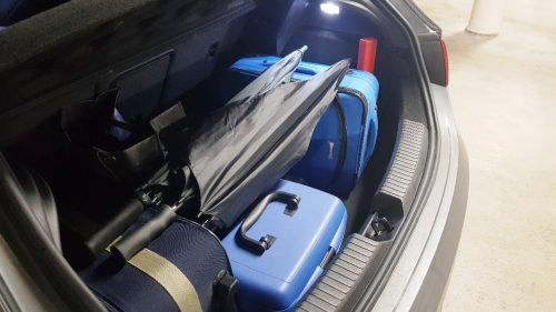 Kofferbak SEAT Leon CUPRA R