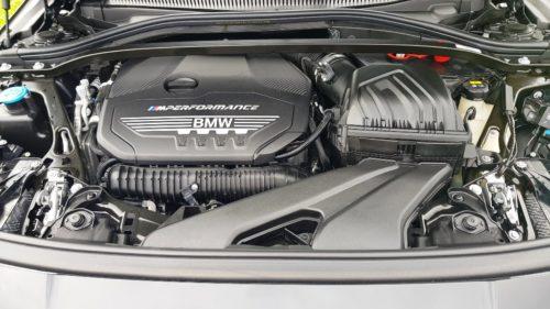 B48 motor BMW M135i xDrive
