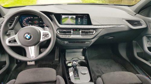 Foto interieur BMW M135i xDrive