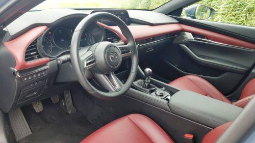 Interieur Mazda 3