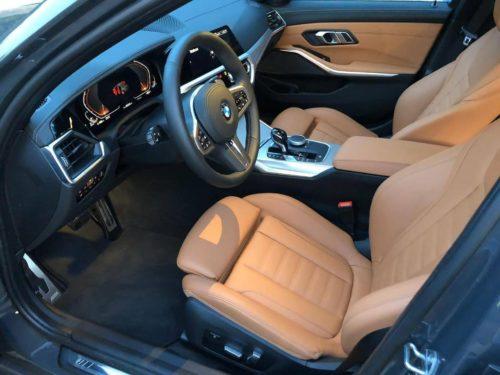 Foto interieur BMW 330d