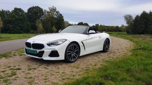 voorkant BMW Z4 M40i