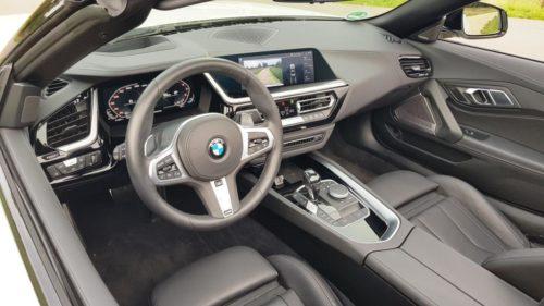 Foto interieur BMW Z4 M40i