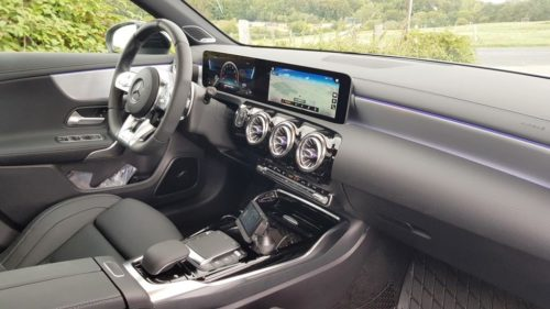 Foto Mercedes-Benz A45 AMG S
