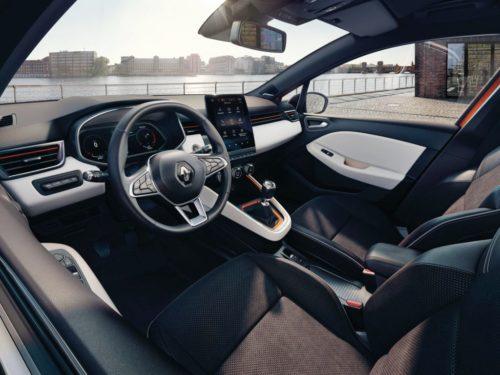 Interieur Renault Clio