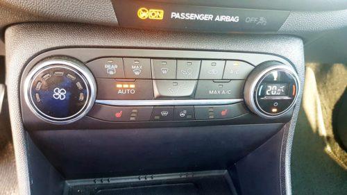 Stuurverwarming Ford Fiesta ST