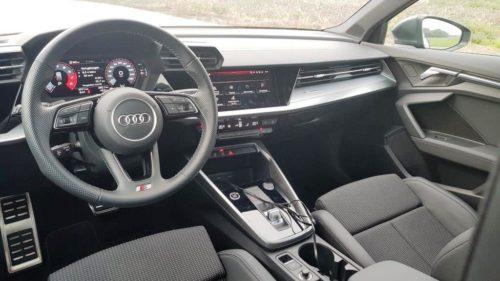 Audi A3 interieur