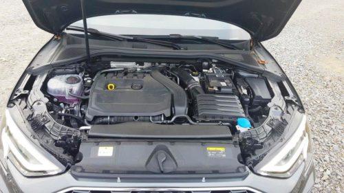 35 TFSI motor