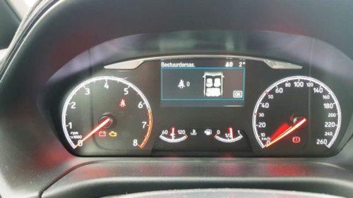 Waarschuwingssignalen Ford Fiesta ST