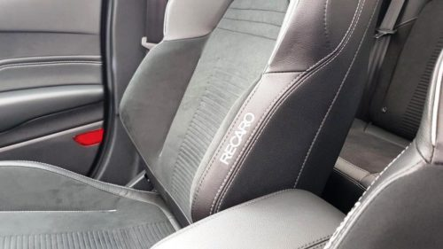 Stoelen Ford Fiesta ST