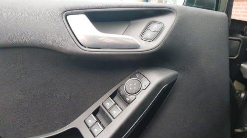 Deurpaneel Ford Fiesta ST