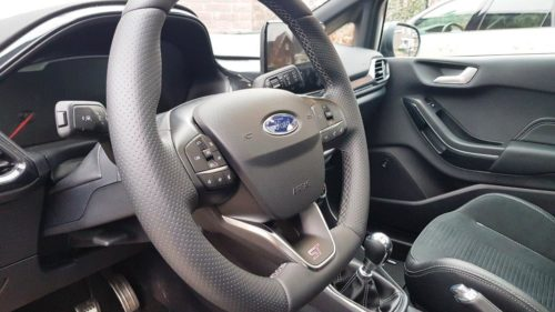 Ford Fiesta ST stuurwiel