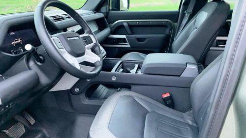 Interieur Land Rover Defender