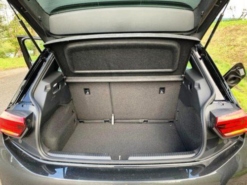 Volkswagen ID.3 kofferruimte