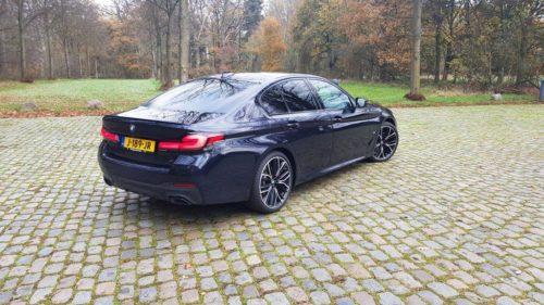 led achterlichten BMW 5-serie