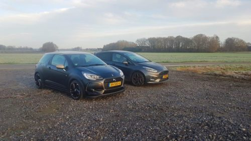DS3 Performance vs Ford Fiesta ST