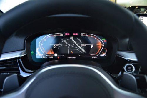 Digitale tellers BMW