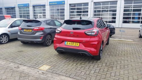 Ford Fiesta ST vs Ford Puma ST