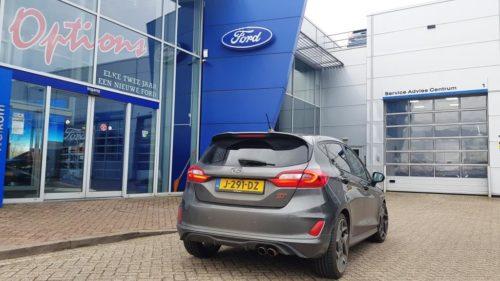 Ford Fiesta ST dealer