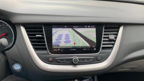 Navigatie Opel Grandland X