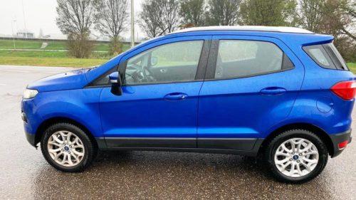 Ford Ecosport zijkant