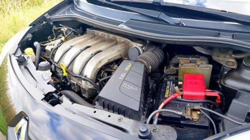 Motor Renault Twingo RS