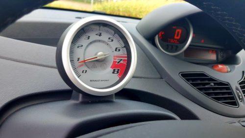 Toerenteller Interieur Renault Twingo RS