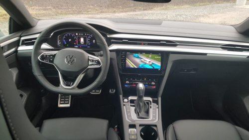 Interieur Volkswagen Arteon Shooting Brake