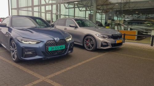 BMW 3-serie vs 4-serie