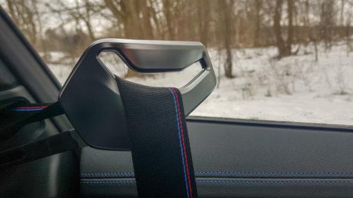 Gordelaanrijker BMW 430i coupé