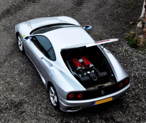 3.6 V8 Ferrari 360 Modena